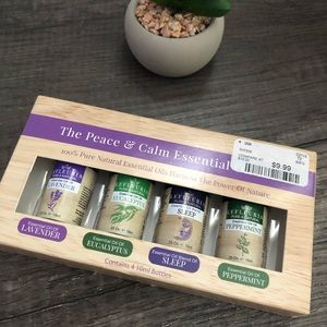 Pure Natural Essential Oils